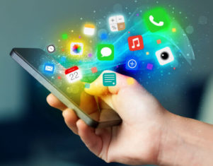 Apps help file taxes electronically
