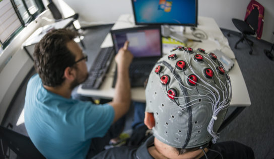 Building computers the manner our brains work